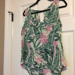 Old Navy High Lo Tank